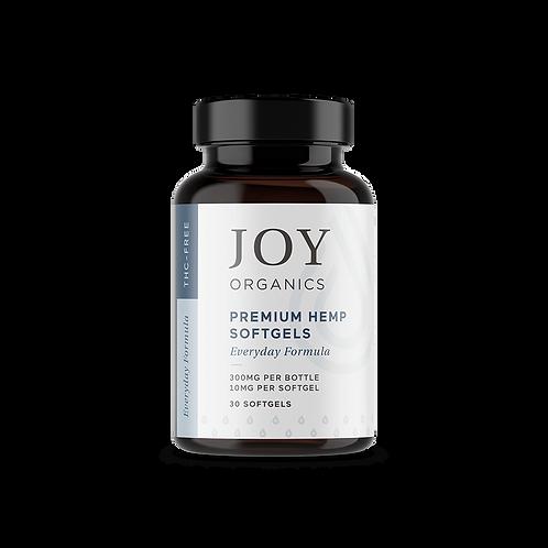 Joy Organics CBD Softgel- 300 MG