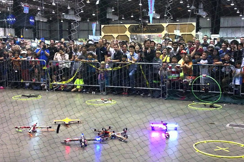 Animation drone