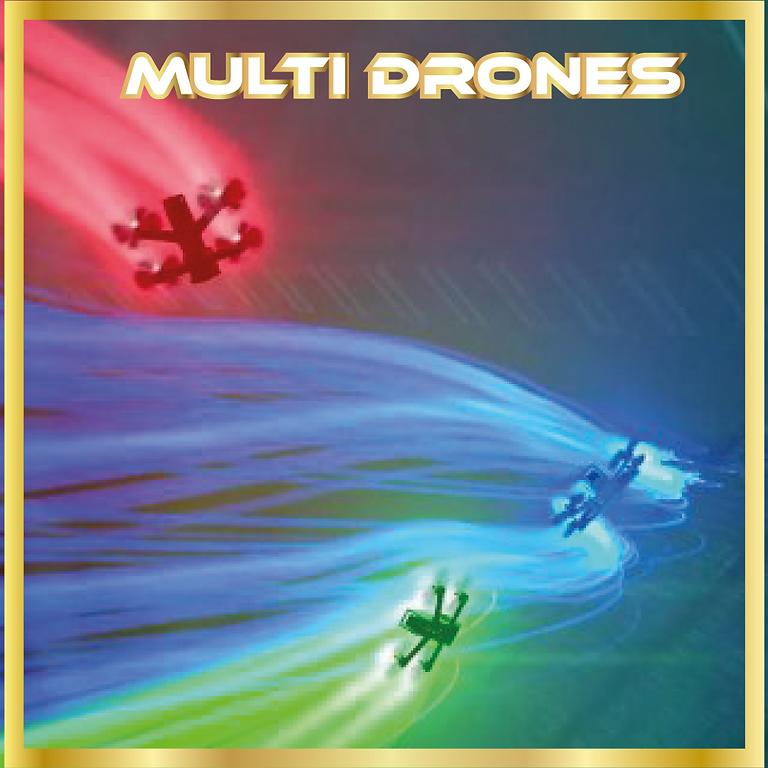 Multi drones Nv I