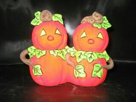 Crazy Pumpkin People