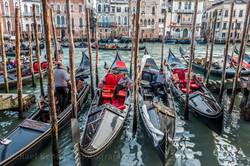 Gondola Ride Venice Italy