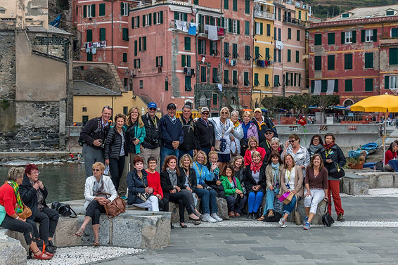 Tuscany Group Photo - Defined Destinations