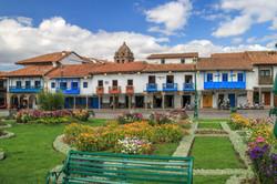 Cusco center