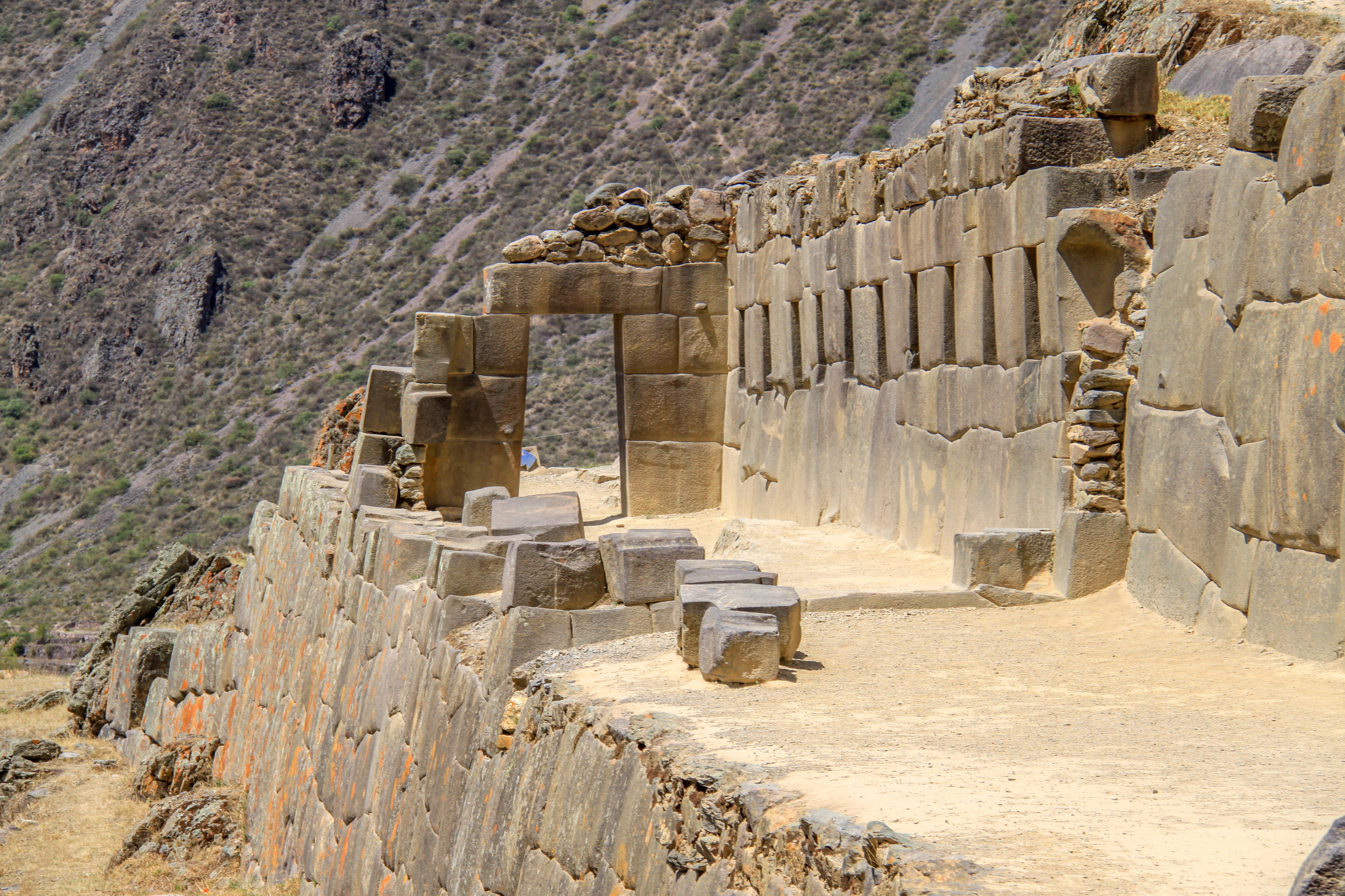 Ollyantambo Incan Ruins