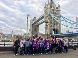 group photo Vikings Power Trip London