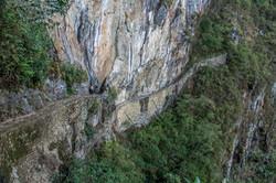 Inca trails and historic bridges