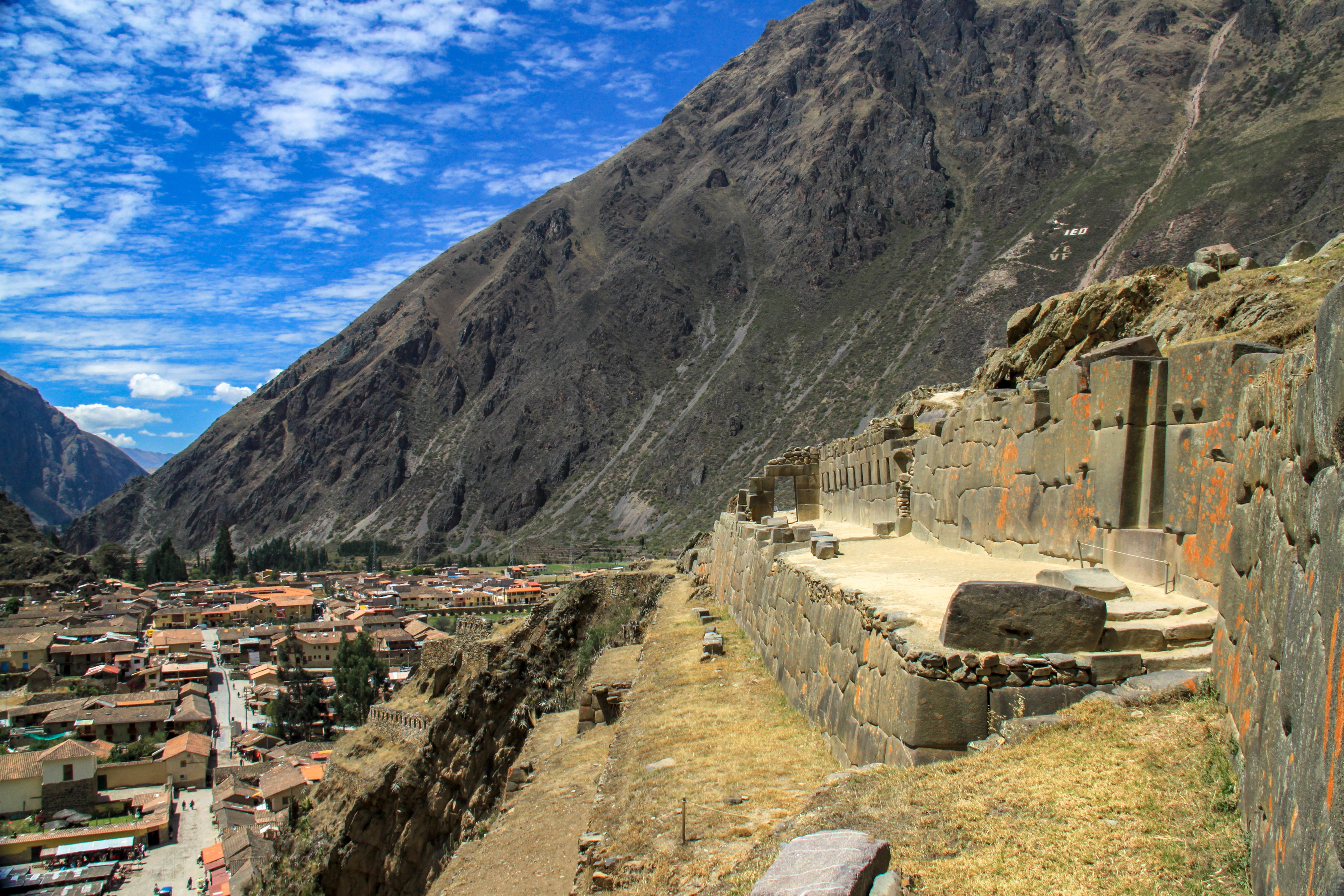 Ollyantambo Fortress, Sacred Valley