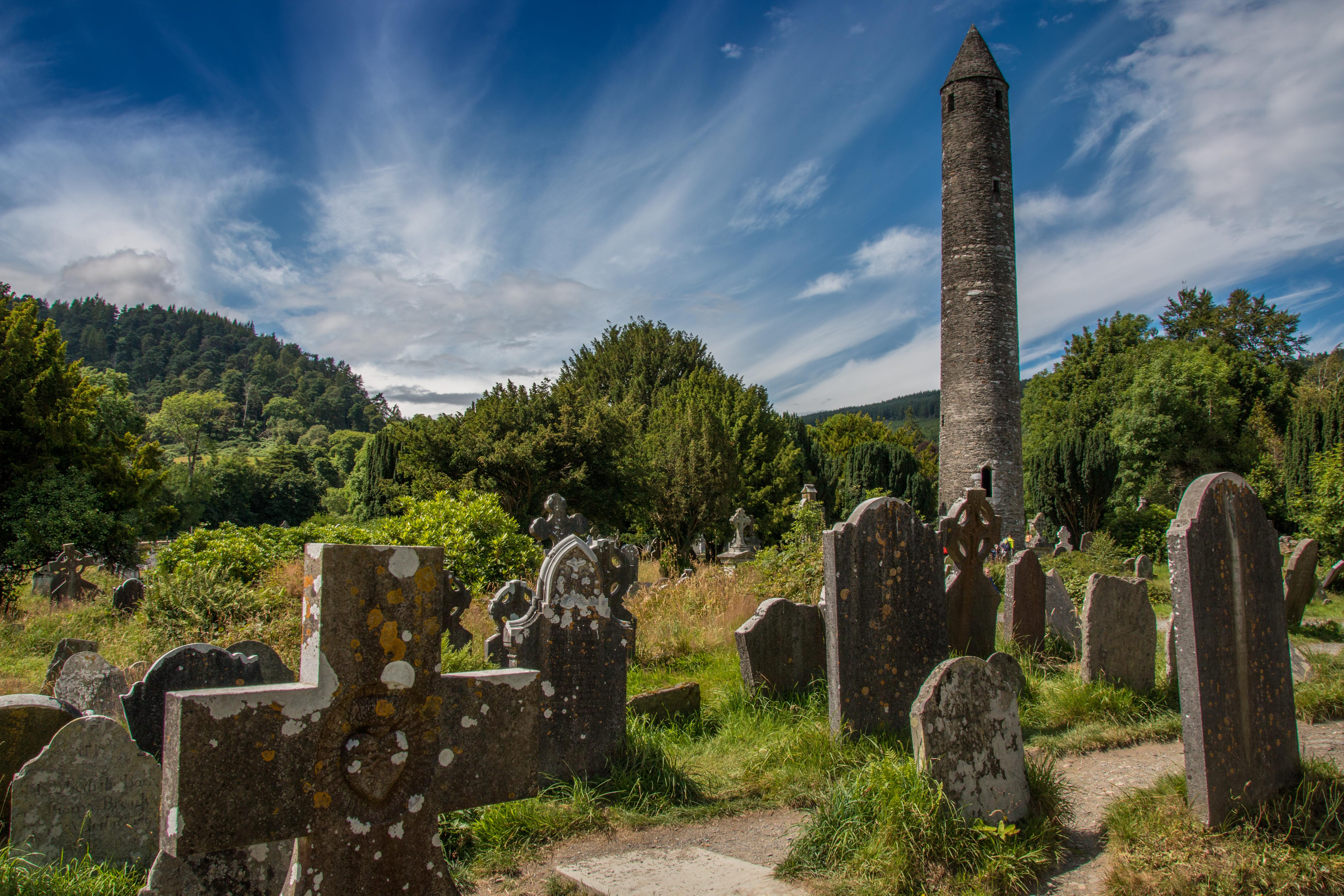 Glendalough - St. Kevin's