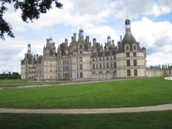 Chateaux Chenonceau
