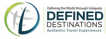 Defined Destinations, logo, divine, devinedestinations, definedestinations