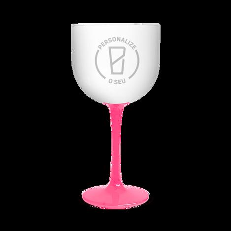 Branca com pink
