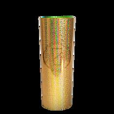 Holográfico dourado