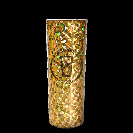Mosaico dourado