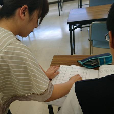 ボールペン字講座のご紹介