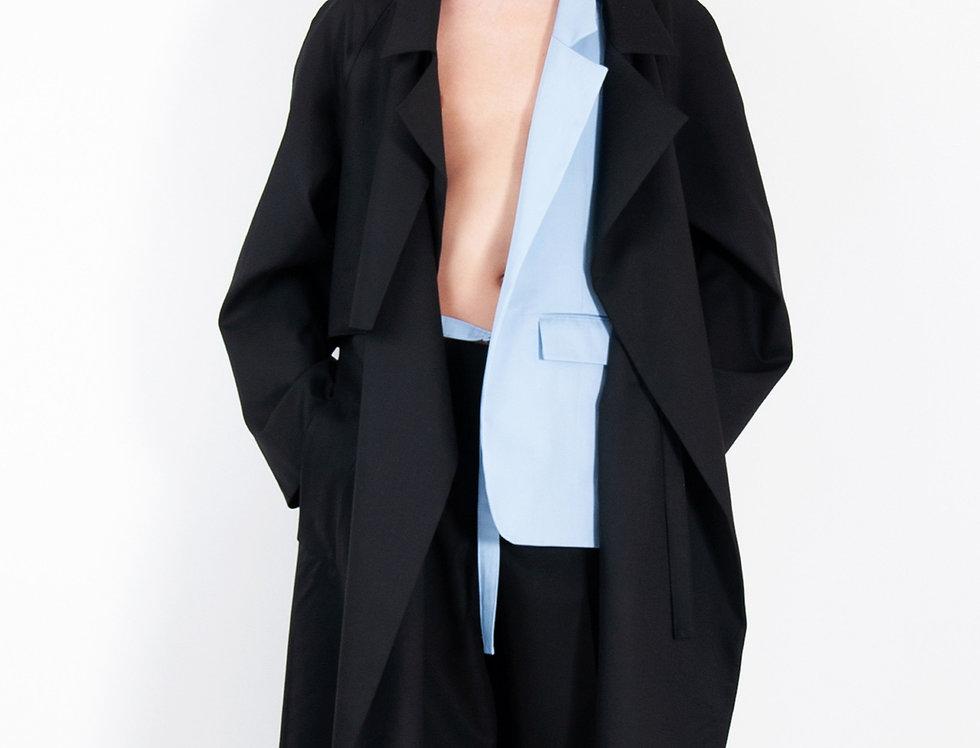 Architects' Trench Coat (Wool)   アーキテクツトレンチコート(ウール)【完売】