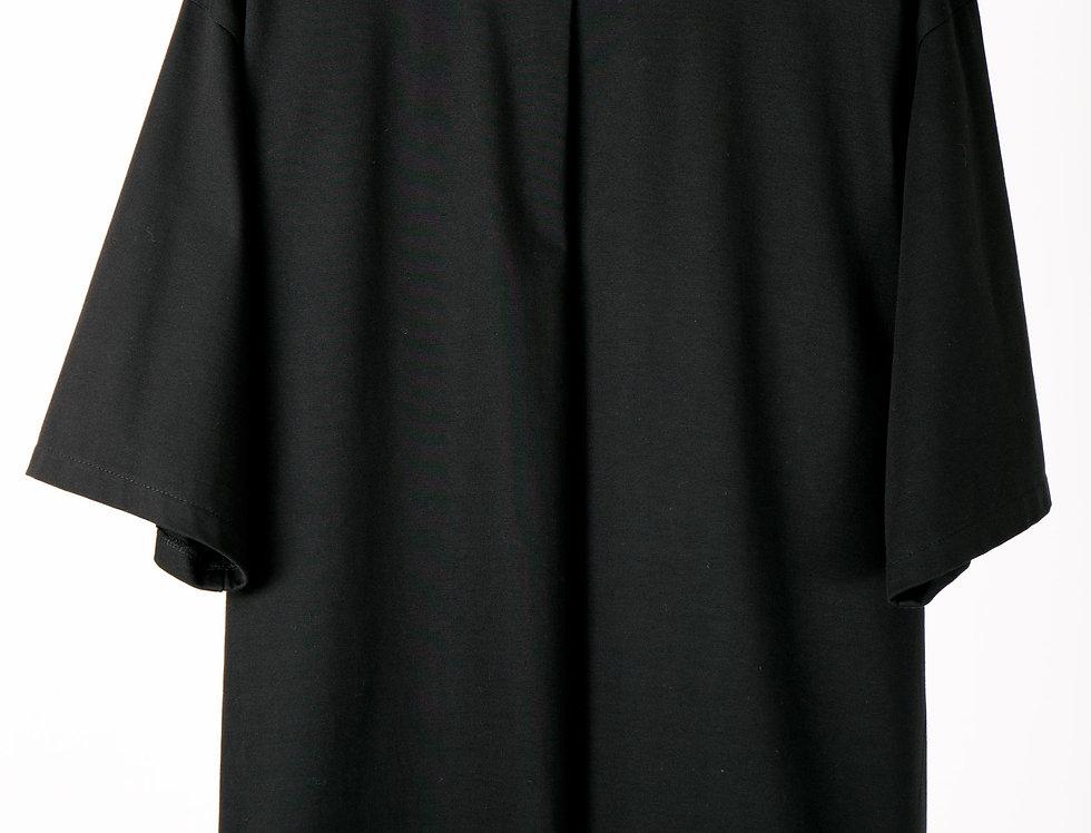 Oversized Pleated T-shirt オーバーサイズプリーツTシャツ【完売】