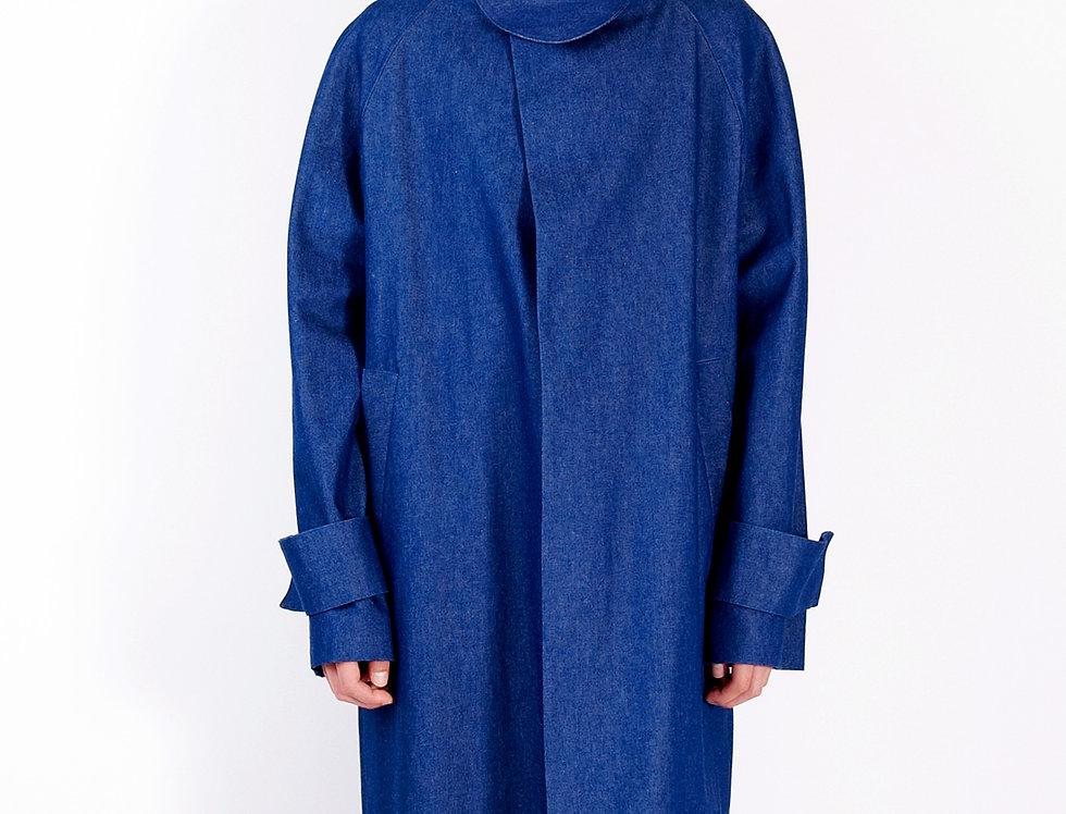 Product Designers' Mac Coat(Blue Denim) プロダクトデザイナーズ マックコート(ブルーデニム)【完売】