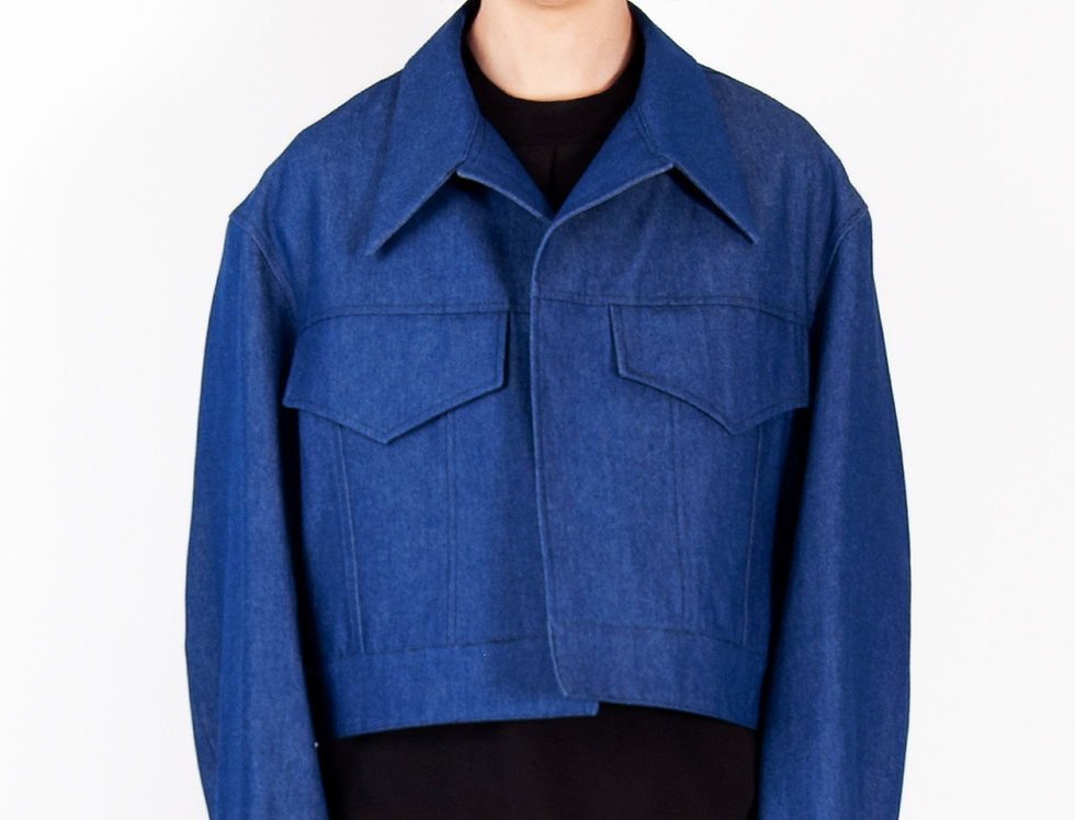 Sculptors' Open Collar Work Jacket(Type A) スカルプターズオープンカラーワークジャケット(Type A)【完売】