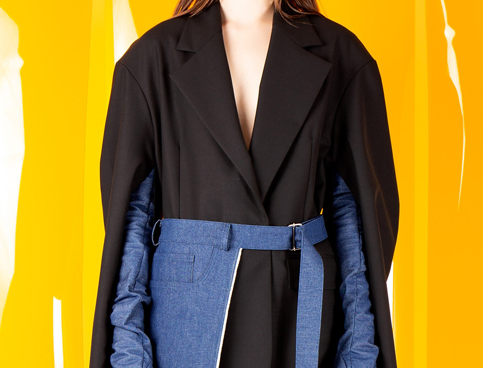 Open Sleeve Filmmakers' Tailored Jacket オープンスリーブフィルムメーカーズテーラードジャケット【完売】