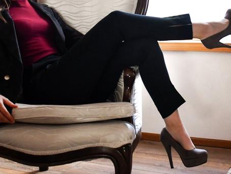 Schnittanpassung HOSE (starke Hüfte und Beine)