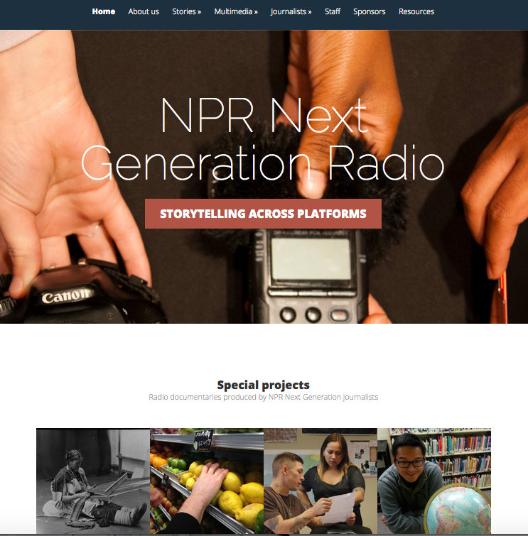 Next Generation Radio