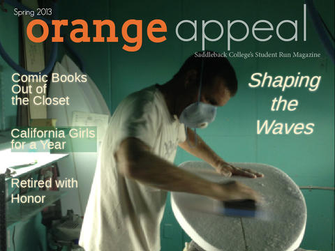 Orange Appeal iPad App