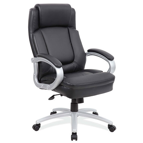 Big Silver B&T Chair