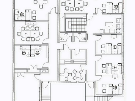 Do office layout impacts productivity??