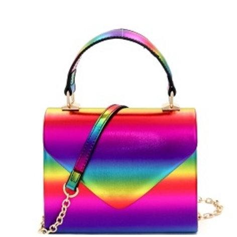 Colorful Crossbody Handbag