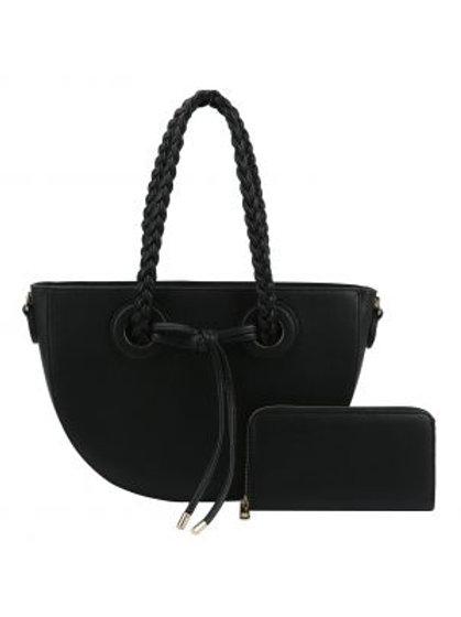 Catlin Handbag (Black)