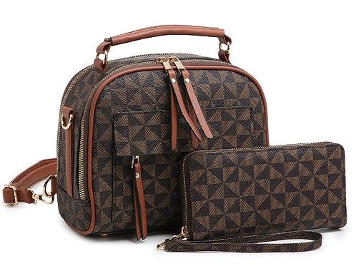 Diophy 2 in 1 Handbag