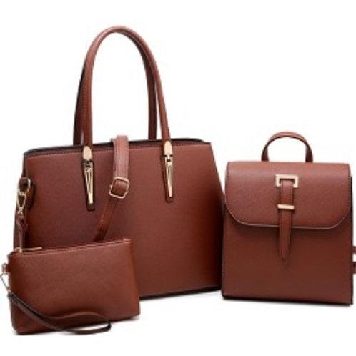 Three in 1 Handbag Set