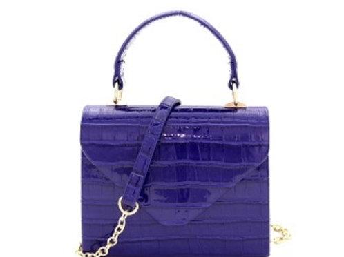 Purple Crossbody