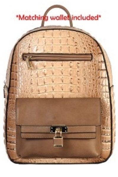 Diophy Backpack (Stone)
