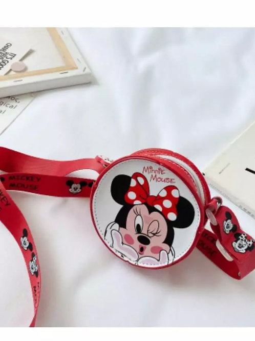 Minnie Mouse Coin Crossbody