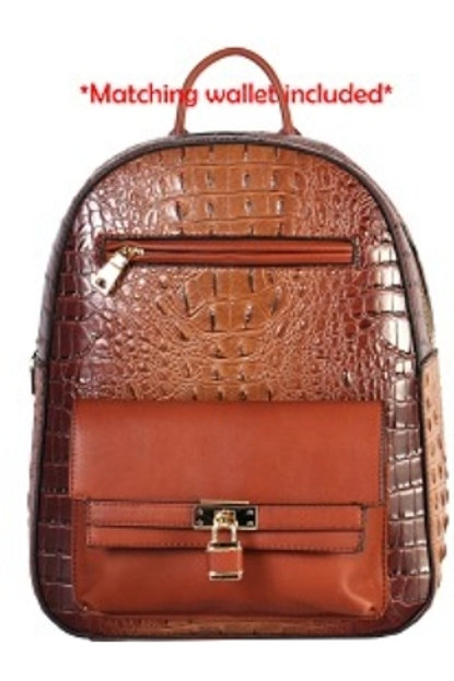 Diophy Backpack (Cocoa)