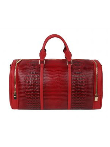 Duffle Bag (Red)