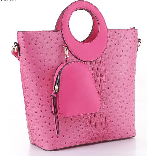 LeMiel Handbag (Pink)
