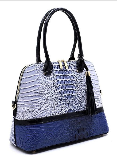 Emperia Handbag (Blue)
