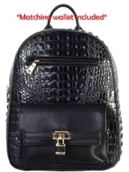 Diophy Backpack (Black)