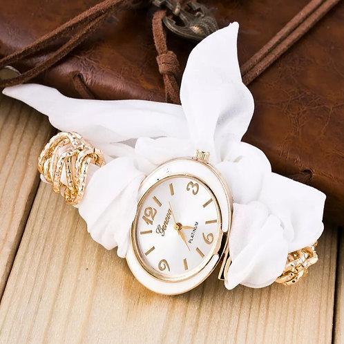 White Tie Watch