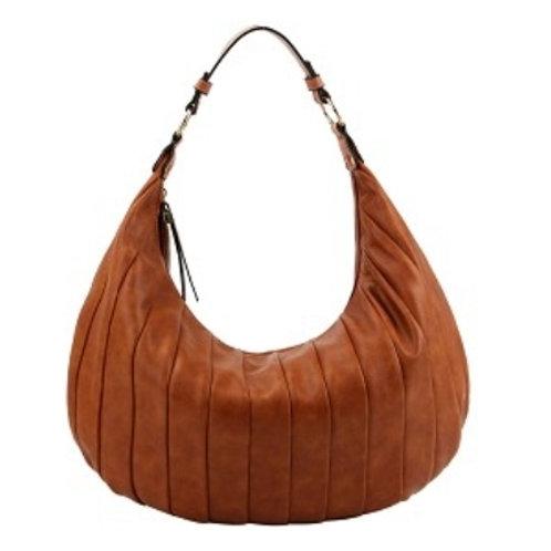 Brown Hobo Handbag