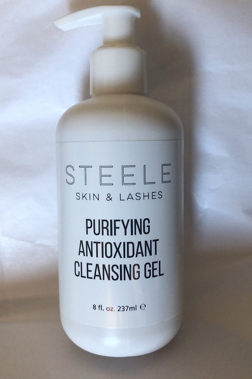 Purifying Antioxidant Cleansing Gel