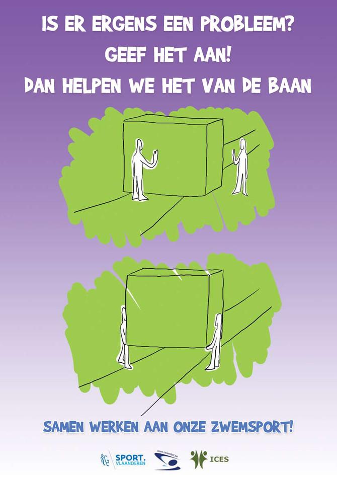 Affiche VZF maand maart
