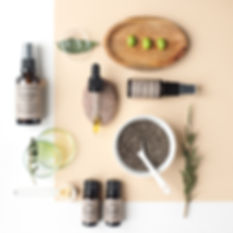 mature aging skin organic skincare set face care clean beauty