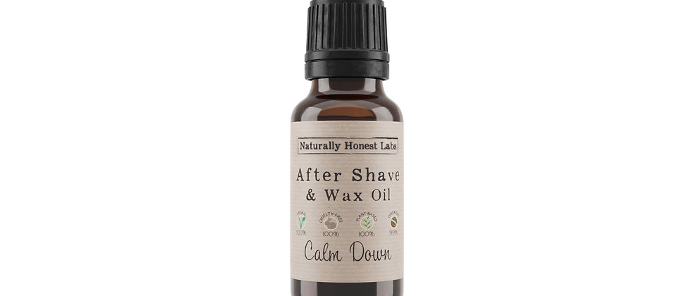 aftershave oil öl vegan organic bio naturkosmetik berlin manufacture