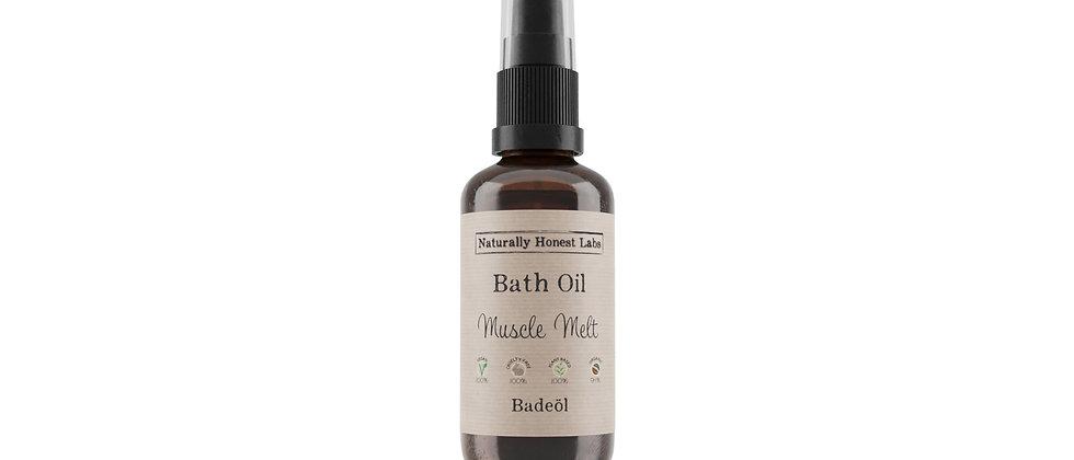 """Bath Oil """"Muscle Melt"""""""