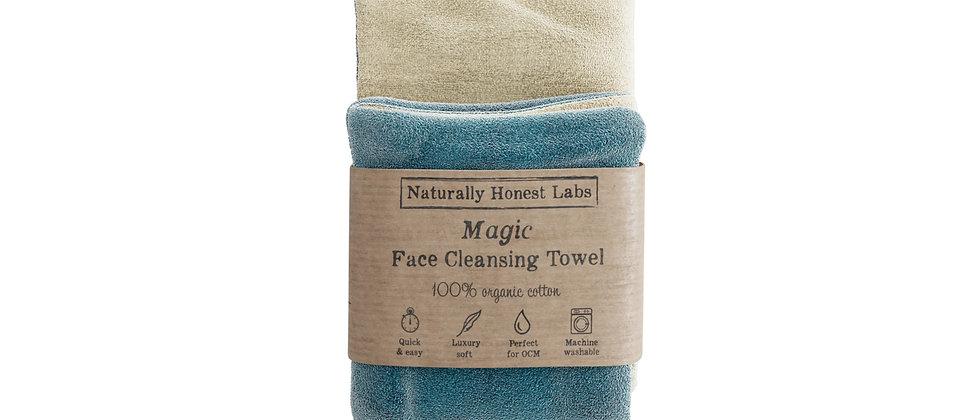 """Magic"" Face Cleansing Towel"