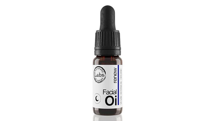 Night Facial Oil : renew