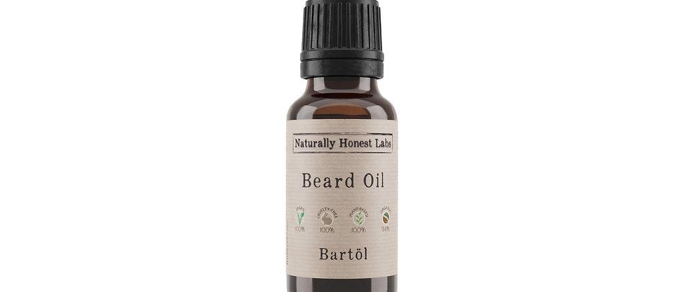 beard oil vegan natural bartöl naturkosmetik hochwertig quality bio organic